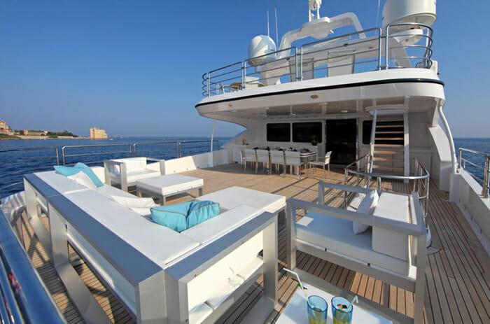 Sea Shell upper deck