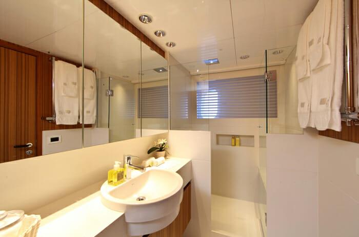 Sea Shell vip bathroom