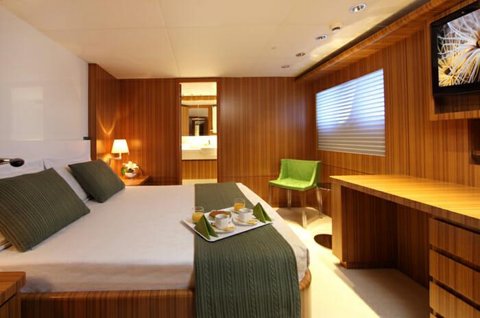 Sea Shell vip cabin