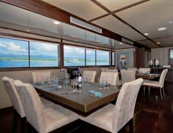 Sea Star Journey dining