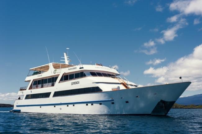 Yacht Sea Star Journey