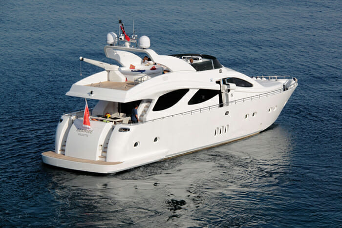 Yacht Seawide