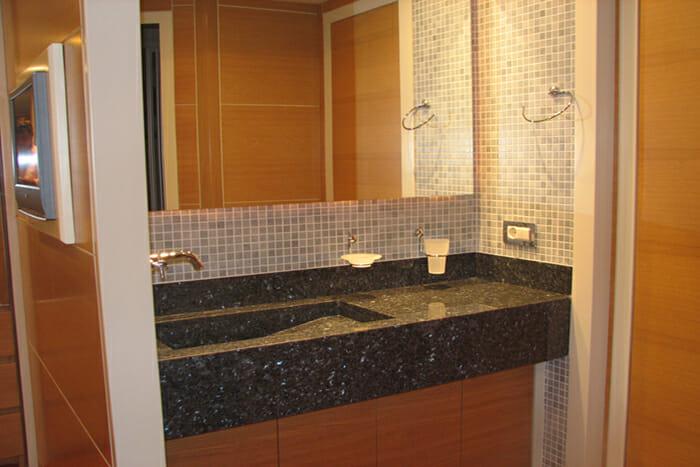 Seawide master bathroom