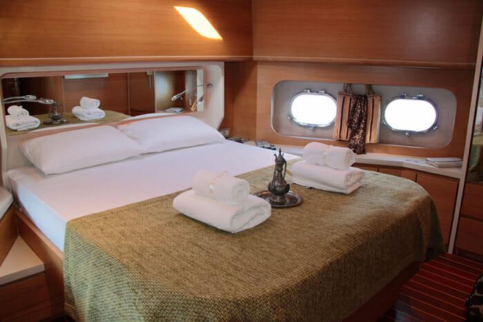 Seawide VIP cabin