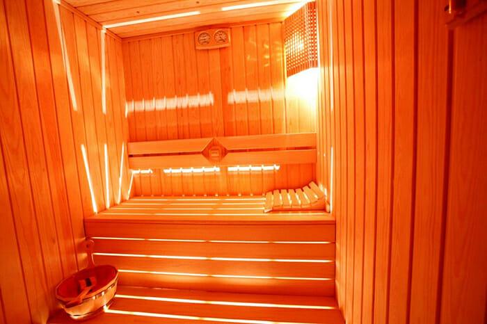 Serenity II sauna