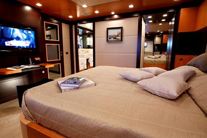 Serenity II VIP cabin