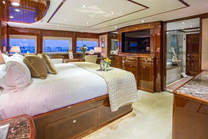 Serque master cabin