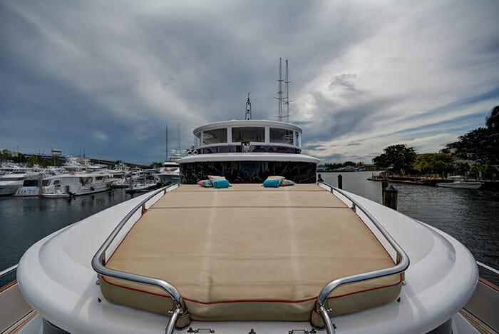 Sixty Six bow sunpad