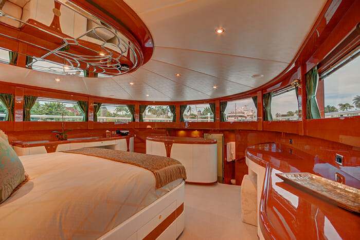 Sixty Six master cabin