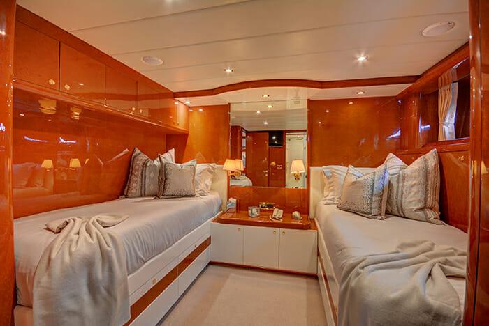 Sixty Six twin cabin