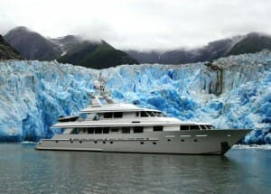 Yacht Sojourn in Alaska