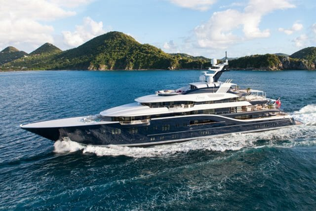 Top 10 Most Expensive Charter Yachts | Worldwide Boat