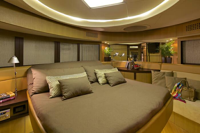 Solaris VIP cabin