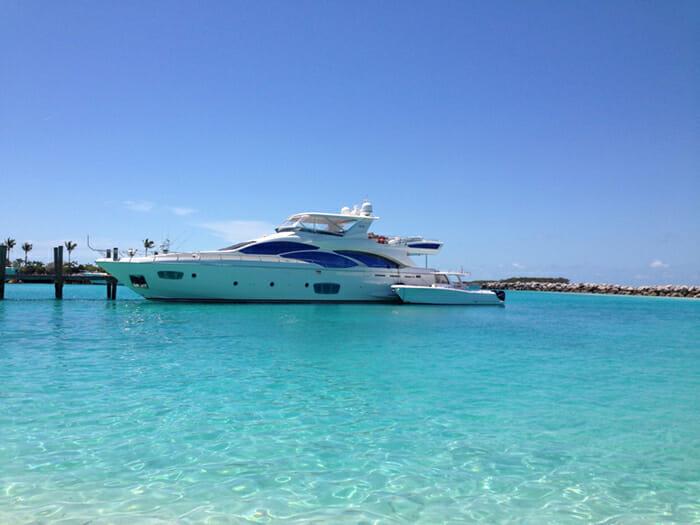 Yacht Sorridente