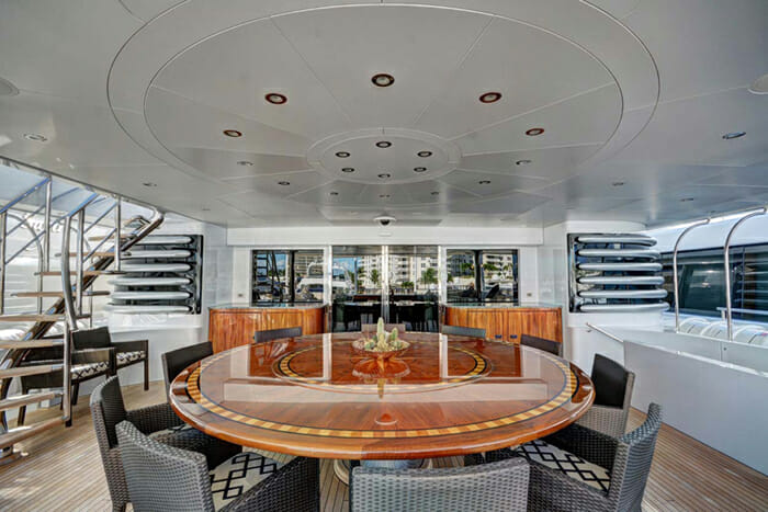 Sovereign bridge deck