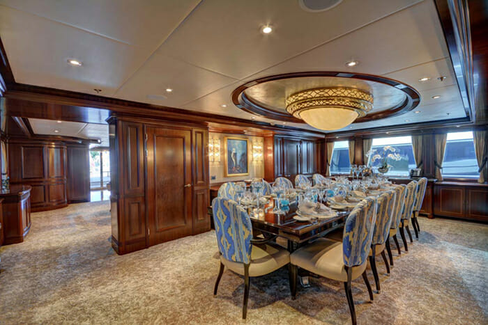 Sovereign dining