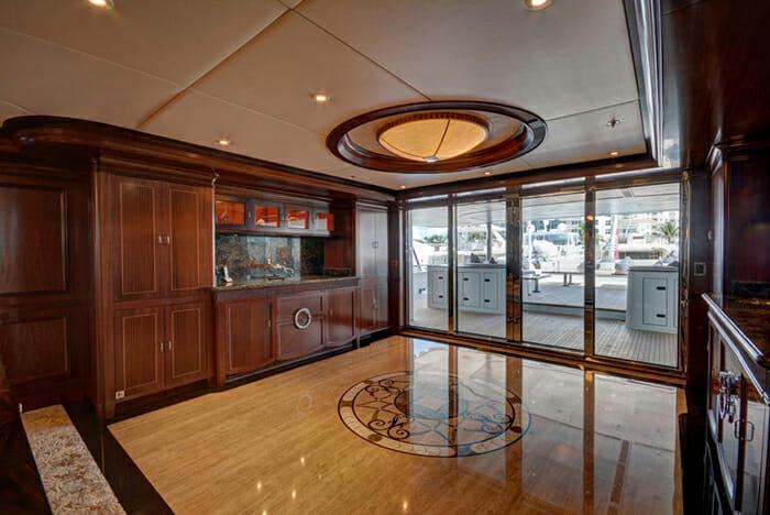 Sovereign salon entrance