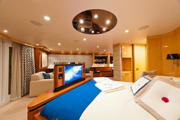 Spirit master cabin