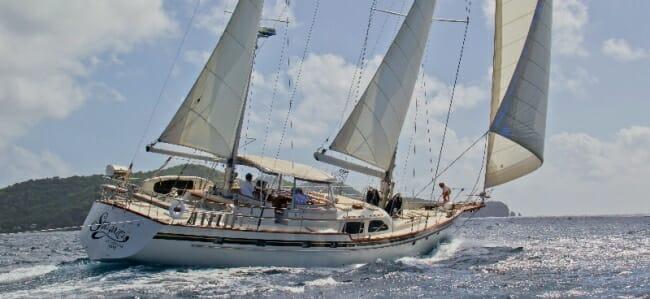 Yacht Stargazer