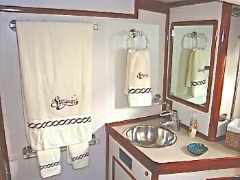 Stargazer master bathroom