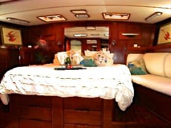 Stargazer master cabin