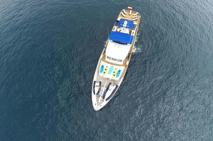 Stella Maris aerial view
