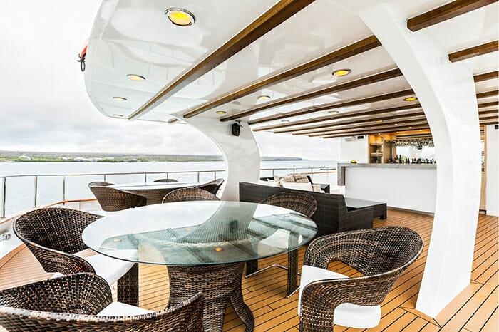 Stella Maris bridge deck