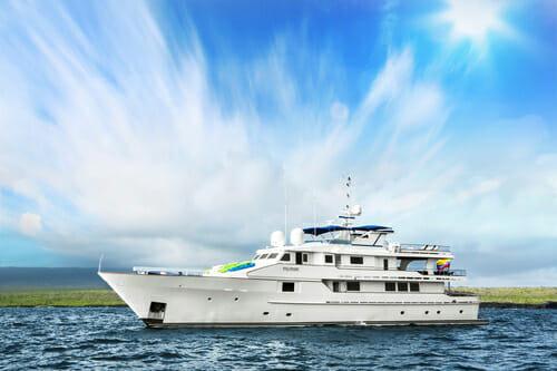 Yacht Stella Maris