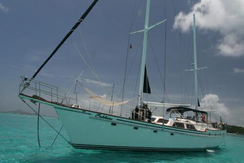 Yacht Sublime