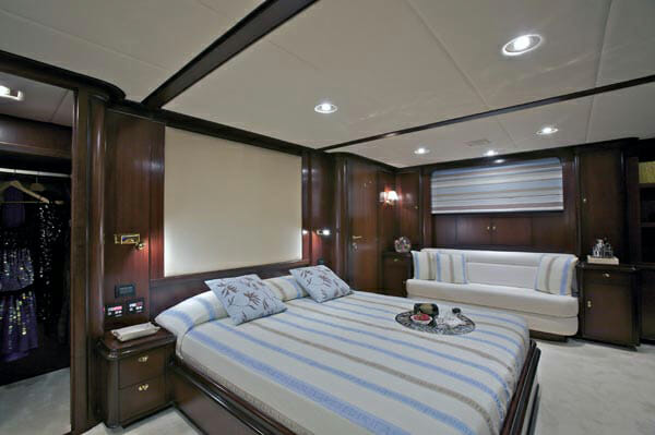 Suncoco master cabin