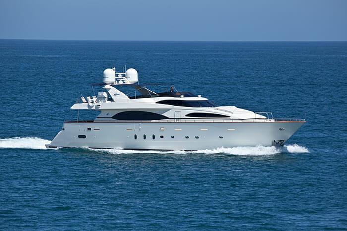 Yacht Super