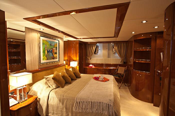 Super master cabin