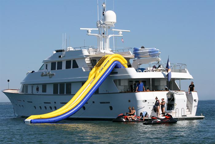Yacht Sweet Escape