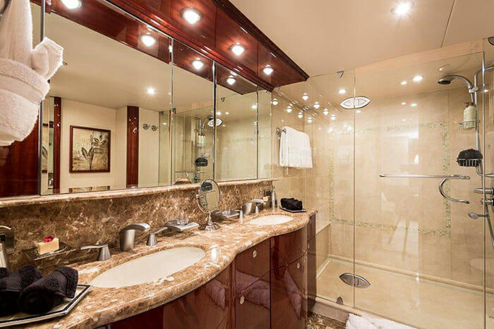 Sweetwater master bathroom