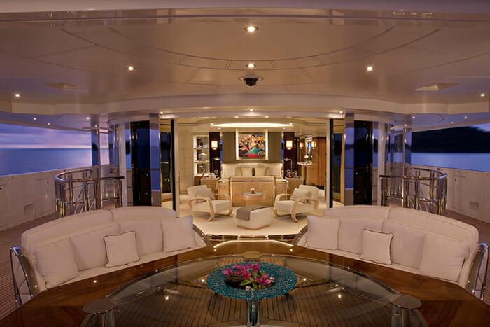 Sycara V master deck