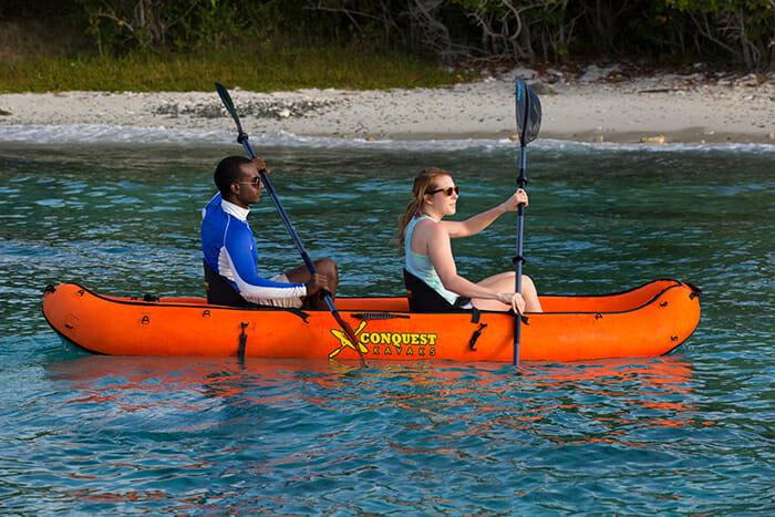 Takapuna kayaks