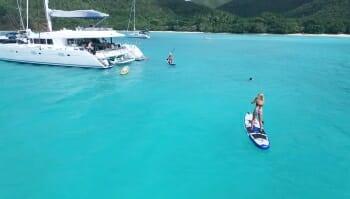 Tell Star paddleboard