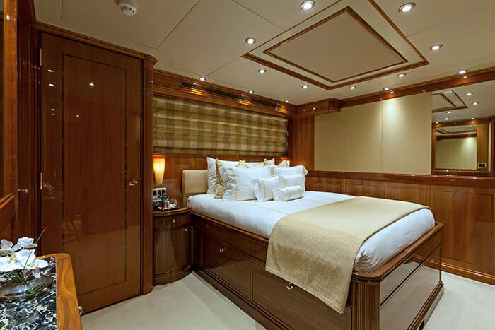 Temptation guest cabin