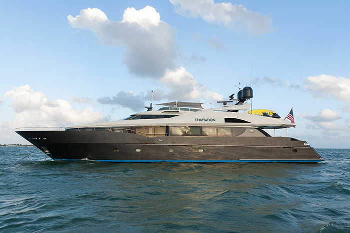 Yacht Temptation