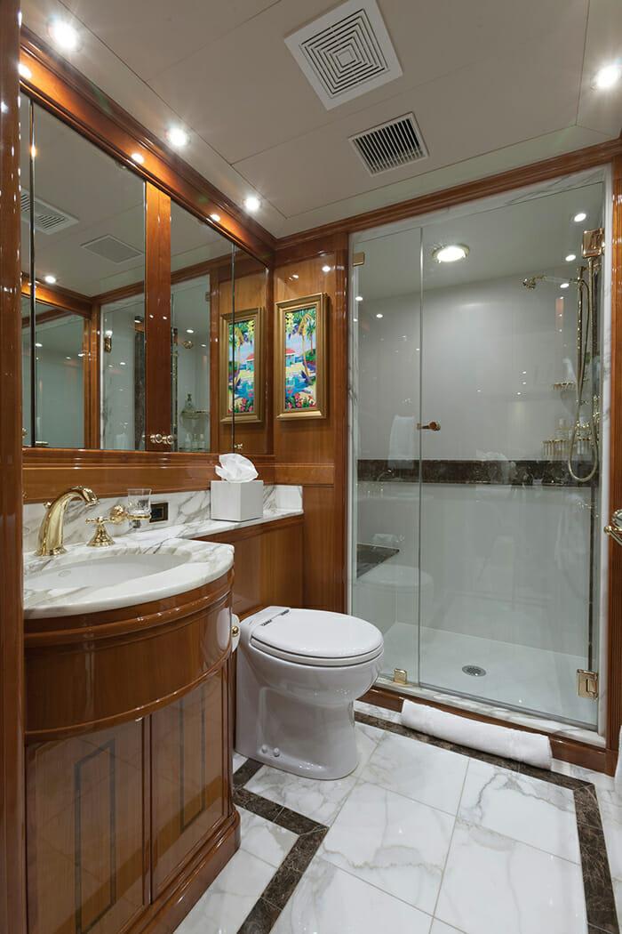 Temptation master bathroom