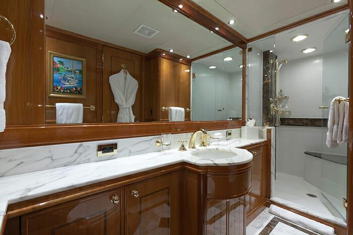 Temptation vip bathroom