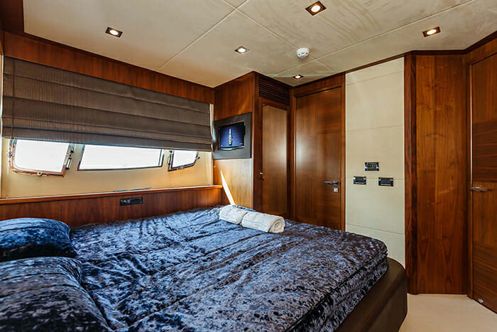 The Best Way twin cabin converted