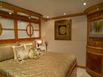 Tigers Eye VIP cabin