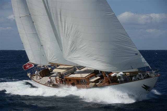 Tiziana cruising