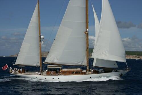 Yacht Tiziana