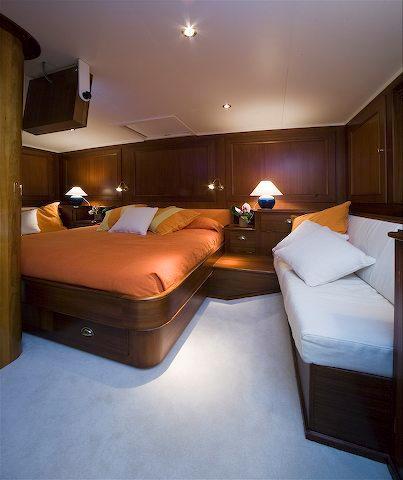 Tiziana master cabin