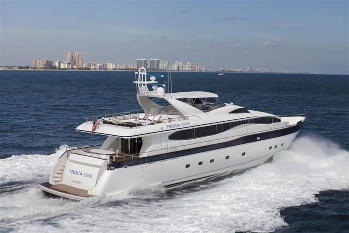 Yacht Troca One