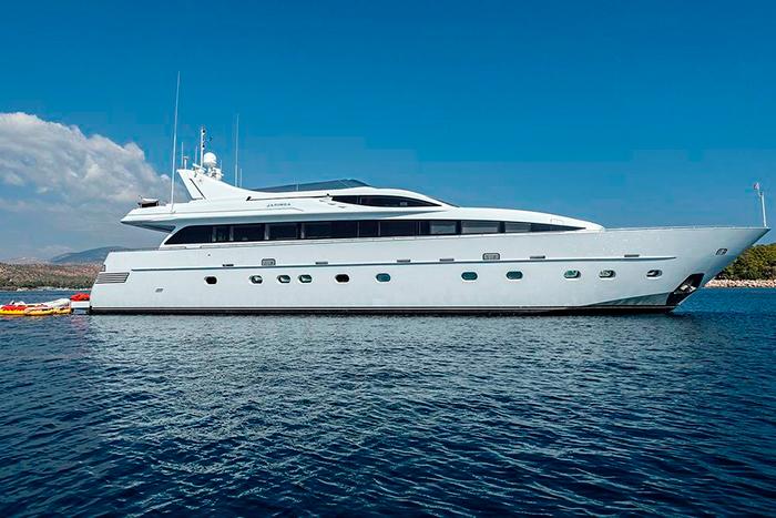 Yacht Tropicana