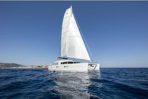 Catamaran Twin