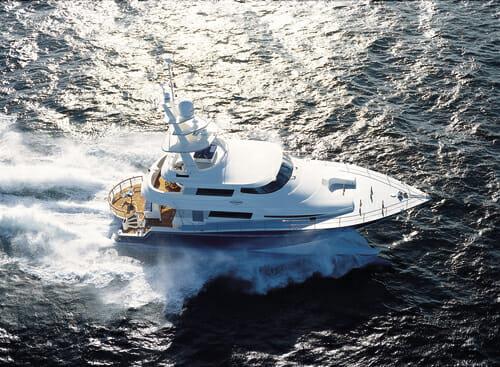 Yacht Ultimate Lady